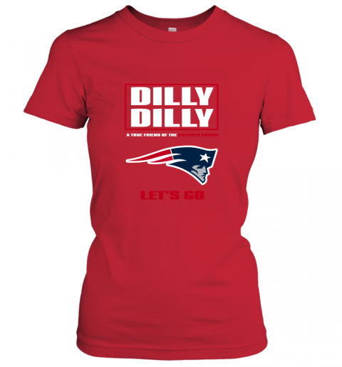krpt a true friend of the new england patriots ladies t shirt 20 front red