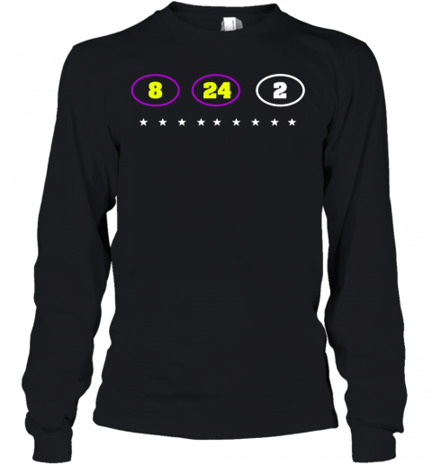 9w9o 8 24 2 shirt kobe and gianna bryant shirt youth long sleeve 50 front black 480px