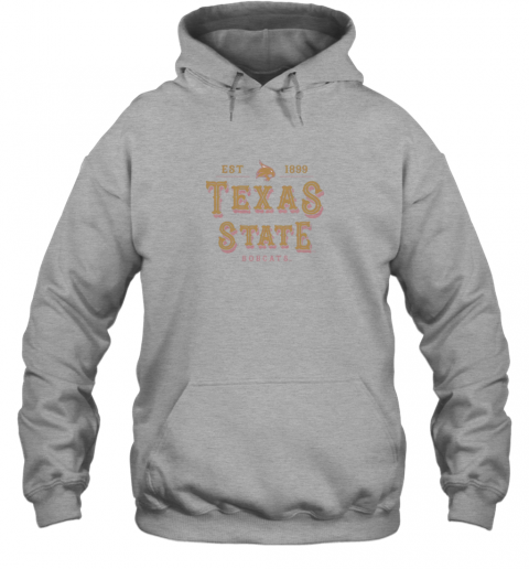 5ztm texas state bobcats womens college ncaa hoodie 23 front sport grey