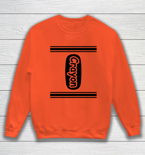 Crayon Sweatshirt 2
