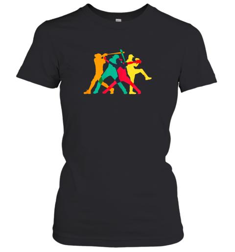 Vintage Baseball Shirt Gifts Women's T-Shirt