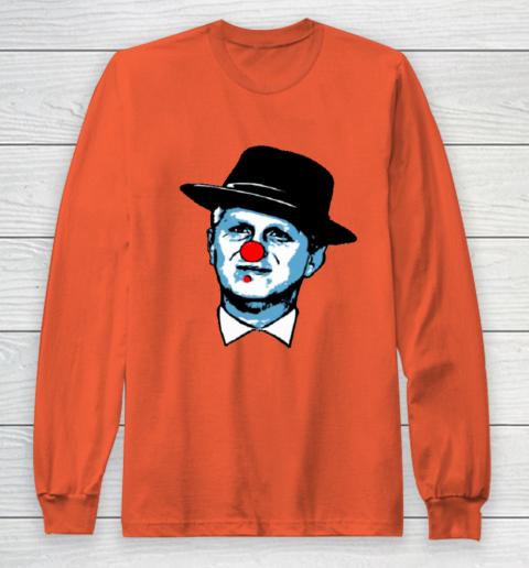 Michael Rapaport Clown Long Sleeve T-Shirt 3