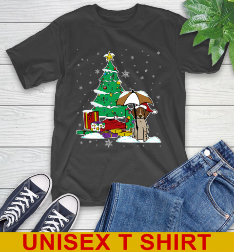 German Shorthaired Pointer Christmas Dog Lovers Shirts
