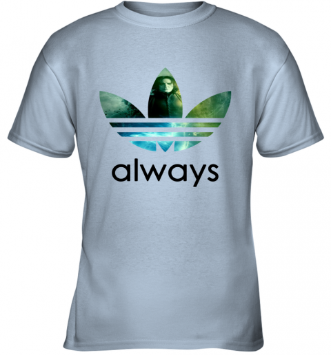 rr4f adidas severus snape always harry potter shirts youth t shirt 26 front light blue
