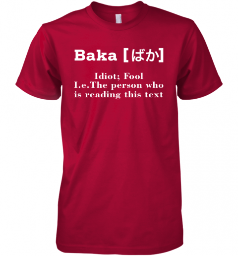rk3s a man who makes trouble quotes chinua achebe things fall apart shirts premium guys tee 5 front red