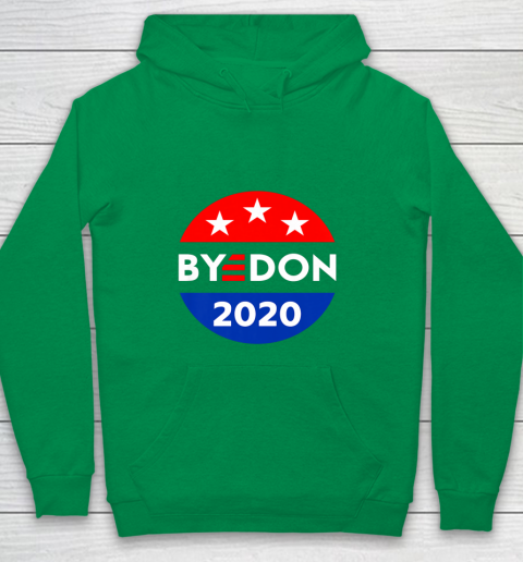 ByeDon 2020 Bye Don Anti Trump Vote Joe Biden Youth Hoodie 4