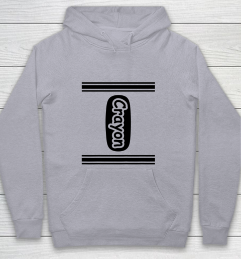 Crayon Youth Hoodie 4