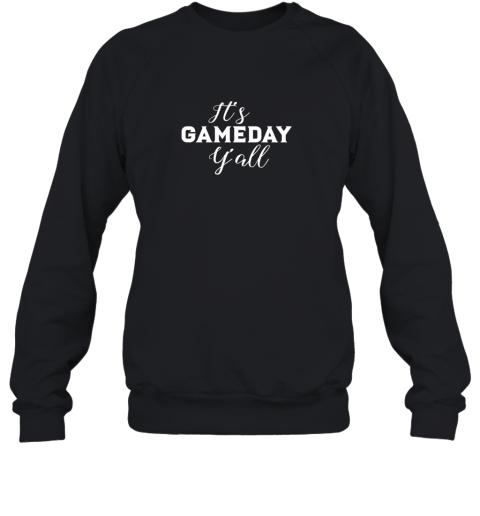 It's Game Day Y'all Football, Baseball, Basketball Sweatshirt
