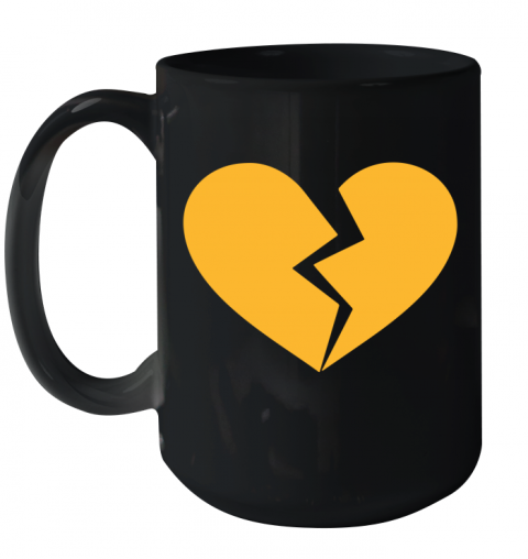 marcus lemonis heart logo on Ceramic Mug 15oz