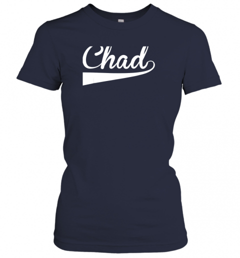 blvq chad country name baseball softball styled ladies t shirt 20 front navy