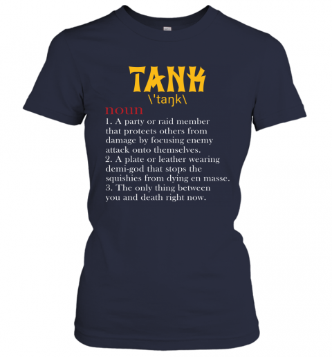ecrw tank protect gamer definition rpg shirts ladies t shirt 20 front navy