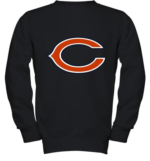 Chicago Bears NFL Pro Line Gray Victory Youth Sweatshirt