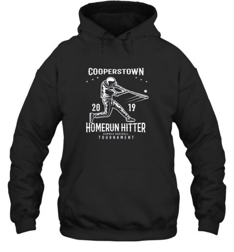 Cooperstown Home Run Hitter Hoodie
