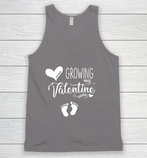 Growing my Valentine Tshirt for Wife Tank Top 6