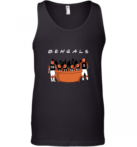 The Cleveland Browns Together F.R.I.E.N.D.S NFL Tank Top