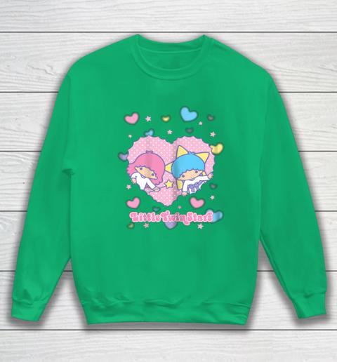 Little Twin Stars Retro Logo Valentine Sweatshirt 5