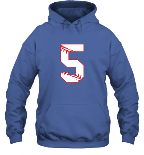 k8pz cute fifth birthday party 5th baseball shirt born 2014 hoodie 23 front royal