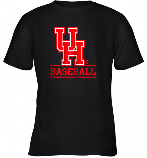University of Houston Cougars Baseball Shirt Youth T-Shirt