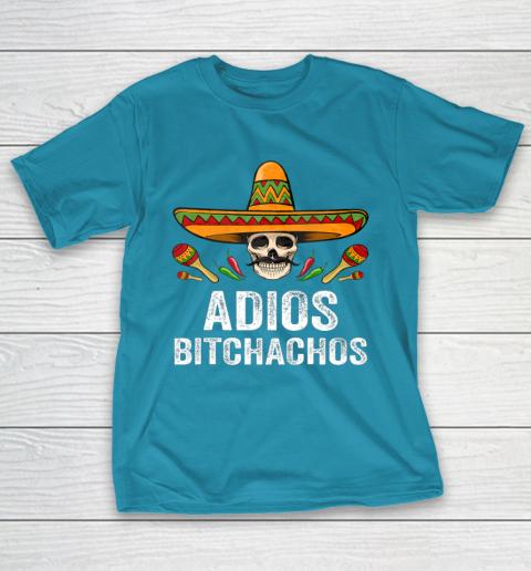 Adios Bitchachos Shirt Funny Mexican Skull Cinco De Mayo T-Shirt 7