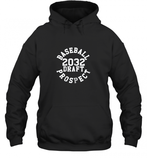 Kindergarten Shirt Funny Class of 2032 Baseball Gift Hoodie