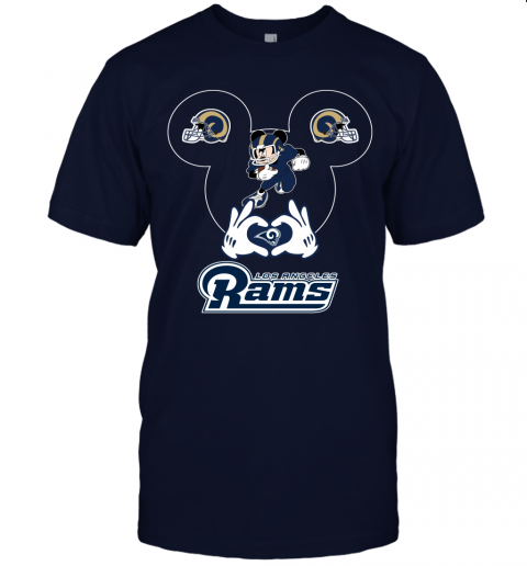 2nxj i love the rams mickey mouse los angeles rams jersey t shirt 60 front navy