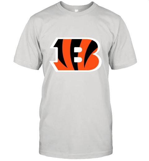 Cincinnati Bengals NFL Line Gray Victory Unisex Jersey Tee