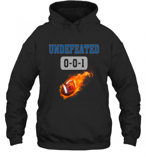 NFL BUFFALO BILLS Logo Undefeated Hoodie