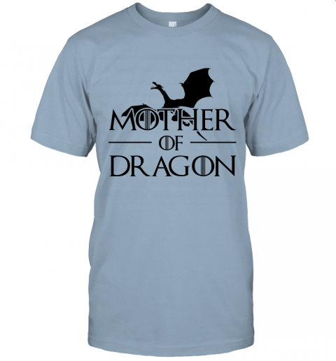 Mother Of Dragons Unisex Jersey Tee