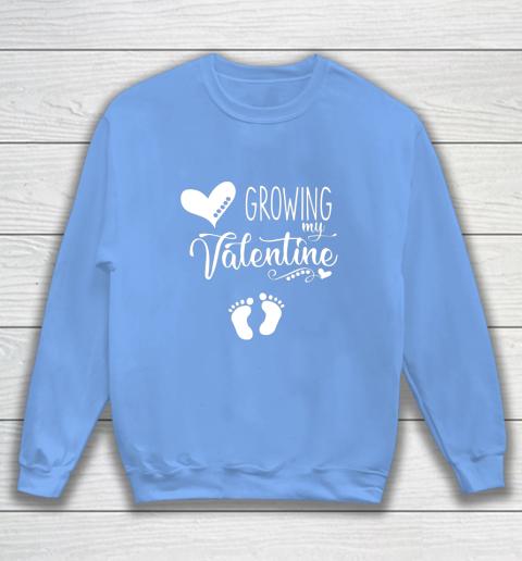 Growing my Valentine Tshirt for Wife Sweatshirt 8
