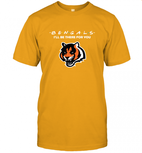 I'll Be There For You CINCINNATI BENGALS FRIENDS Movie NFL T-Shirt