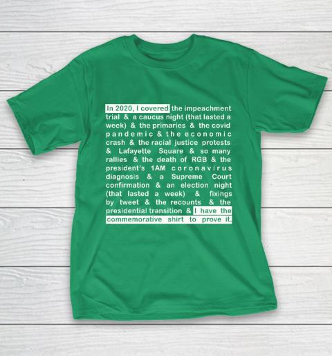 Jim Acosta T-Shirt 5
