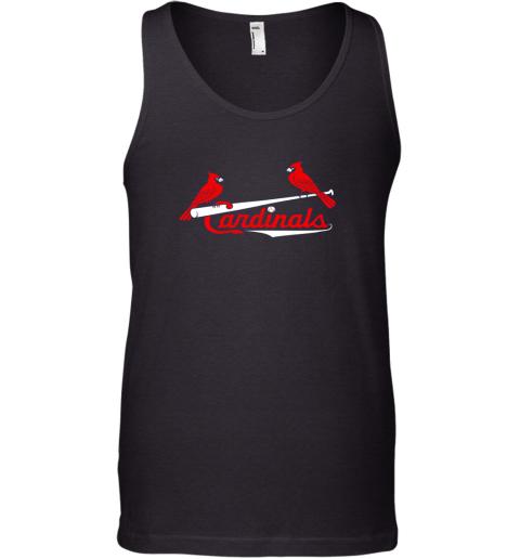 Cardinal Sports Shirt  St Louis Baseball Fan Tank Top