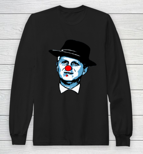 Michael Rapaport Clown Long Sleeve T-Shirt