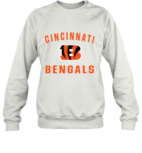 Cincinnati Bengals NFL Pro Line Gray Victory Sweatshirt