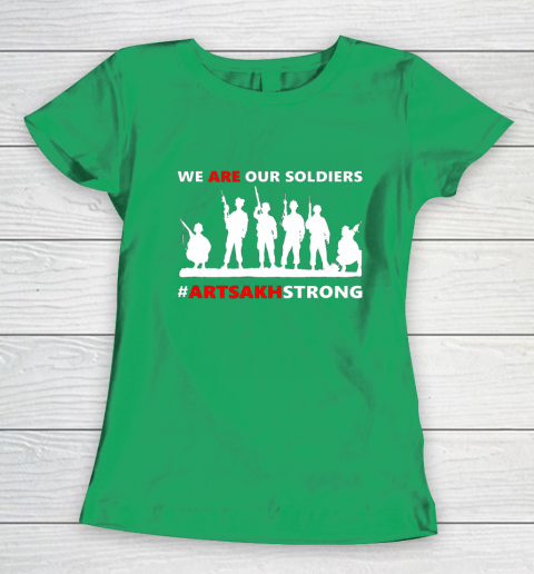 We Are Our Soldiers Women's T-Shirt 5