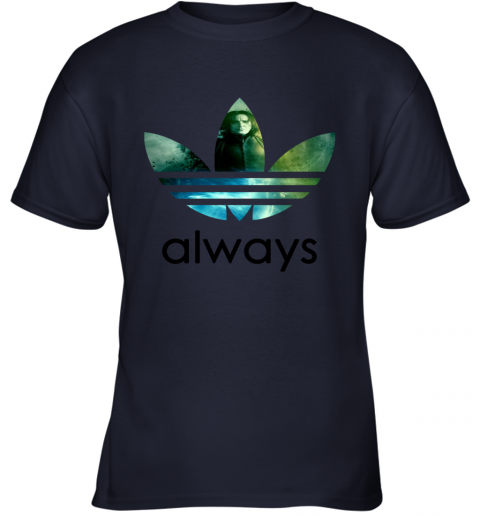 rr4f adidas severus snape always harry potter shirts youth t shirt 26 front navy