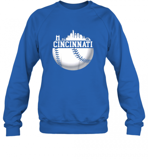 nutw vintage downtown cincinnati shirt baseball retro ohio state sweatshirt 35 front royal