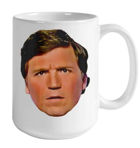 Tucker Carlson Wemple Color Changing Mug 15oz 2
