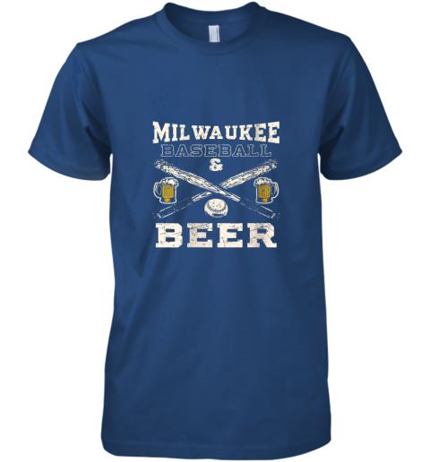1kwr love milwaukee love baseball premium guys tee 5 front royal