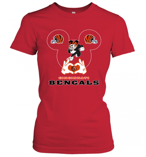 g3yq i love the bengals mickey mouse cincinnati bengals ladies t shirt 20 front red