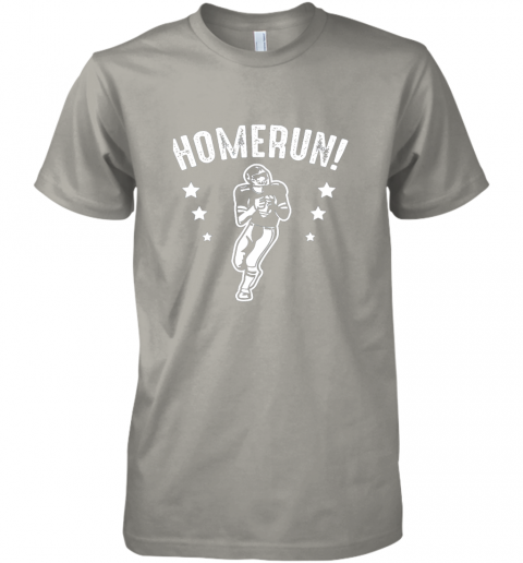 b6uh homerun football baseball mix wrong sports premium guys tee 5 front light grey