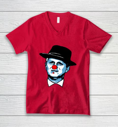 Michael Rapaport Barstool V-Neck T-Shirt 6