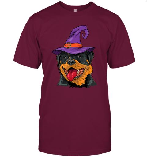 Rottweiler Halloween Dog Rottie Funny Gift T-Shirt