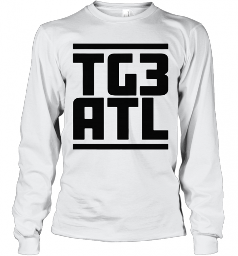 TG3 ATL Atlanta Football 2020 Long Sleeve T-Shirt