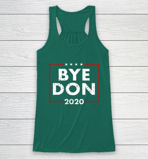 ByeDon 2020 Joe Biden 2020 American Election Racerback Tank 5