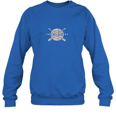 rpe7 chicago illinois il shirt vintage baseball graphic sweatshirt 35 front royal
