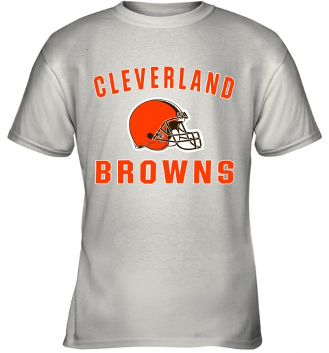 Cleveland Browns NFL Line by Fanatics Branded Brown Victory Youth T-Shirt
