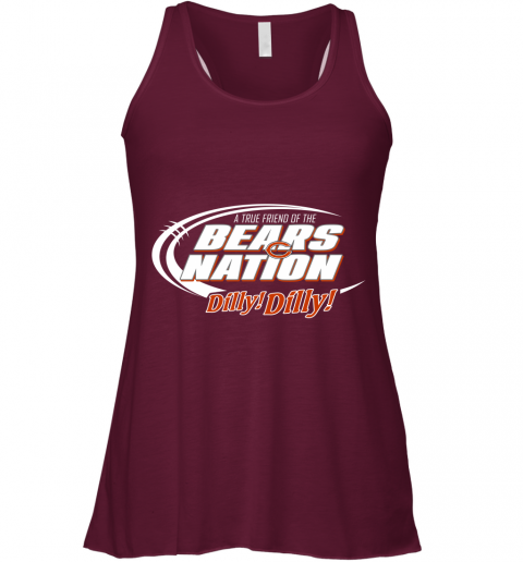 hj18 a true friend of the bears nation flowy tank 32 front maroon