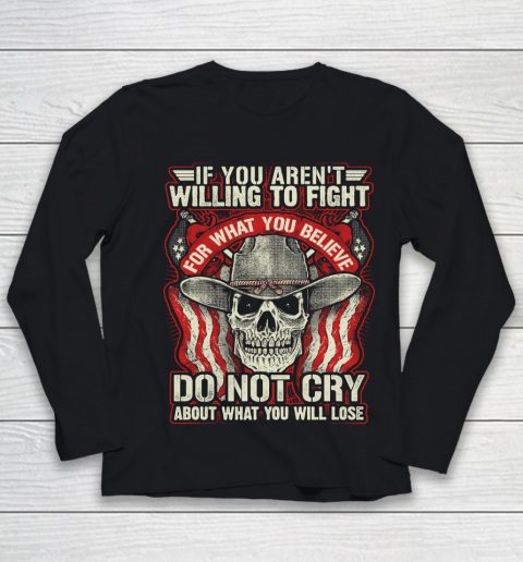 Veteran Gun Control Willing To Fight Youth Long Sleeve