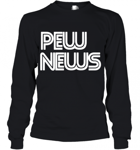 pew news Youth Long Sleeve